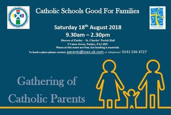 Scottish Catholic Education Service Parent Group