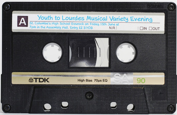 Youth to Lourdes Musical Variety Evening