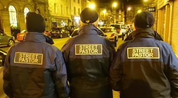 Inverclyde Street Pastors are recruiting