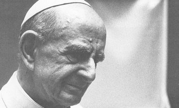 Blessed Pope Paul VI
