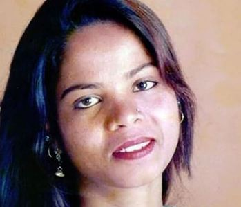 Freedom at last for Asia Bibi as Pakistan upholds acquittal