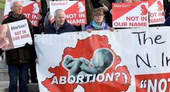 Nearly 1,000 N Ireland medical personnel say they won't perform abortions
