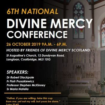 6TH NATIONAL DIVINE MERCY CONFERENCE