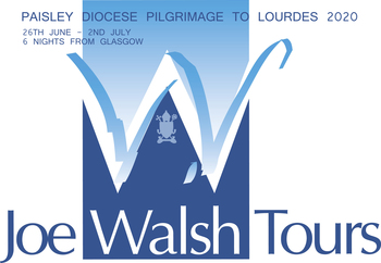 Paisley Diocesan Pilgrimage to Lourdes 2020 & 18-21yr Youth Invitation