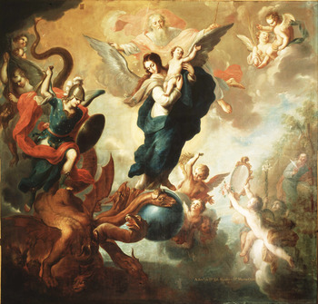 "Catholics call Mary ""Queen of the Universe"" or ""Queen of Heaven"""