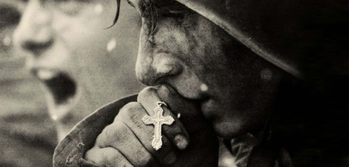 "Calling all Catholic Men ""COMBAT ROSARY"""