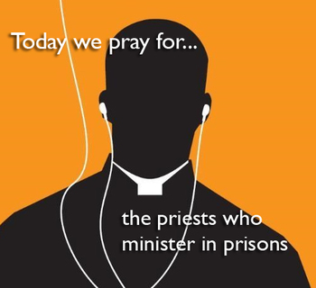 Calendar for Lent - Priests who minister in prisons