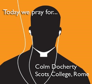 Calendar for Lent - Colm Docherty, Scots College, Rome