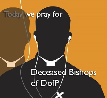 Calendar for Lent - Deceased Bishops of DofP