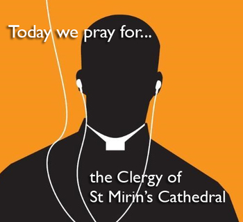 Calendar for Lent - Clergy of St. Mirin's Cathedral