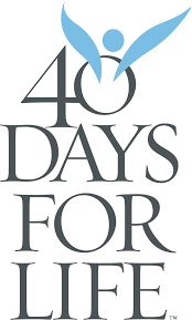 40 Days for Life: What are you doing for Lent?