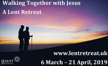 Deepen your prayer life through Lent