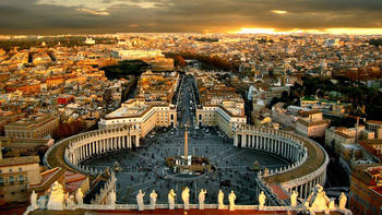 "Praying for the Church on the feast of the ""Chair of St Peter"""