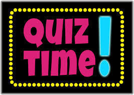Lourdes Hospitalité: We are having a quiz night