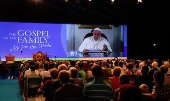 Pope chooses theme for World Meeting of Families 2021