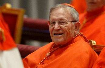 Cardinal Kasper - comment on married priests...