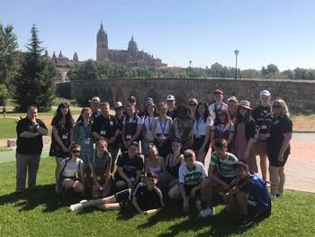 Salamanca 2019 Youth Trip