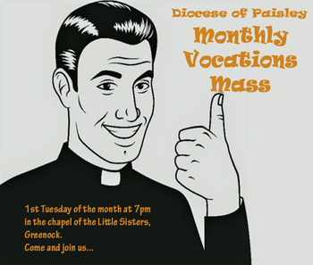 Monthly Vocation Mass