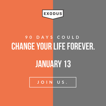 Exodus 90 - A 90-day spiritual exercise for men