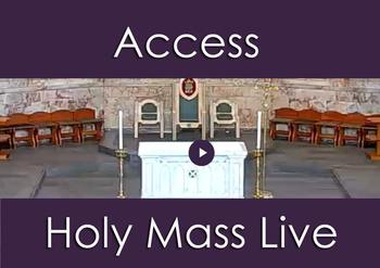 Daily Holy Mass Live here...
