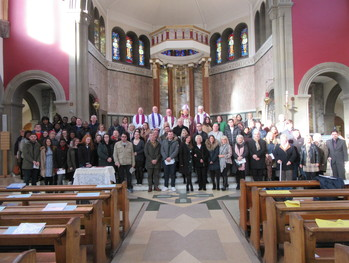 Diocese of Paisley - Elect and their sponsors