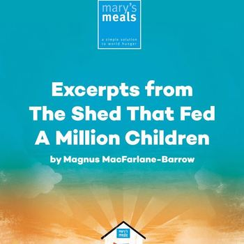 Mary's Meals - For children stuck indoors, books are a great escape