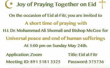 The Joy of Praying Together on Eid