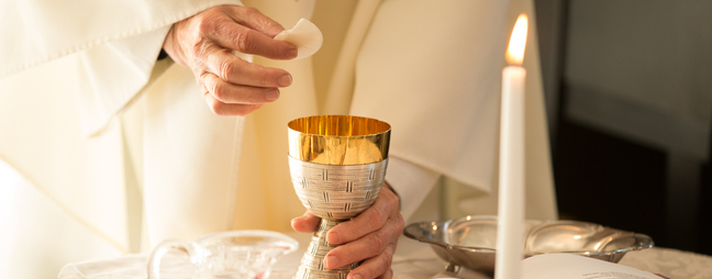 Participate in Mass from Home