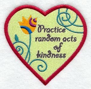 Wacky Wednesday-Random Acts of Kindness Day!