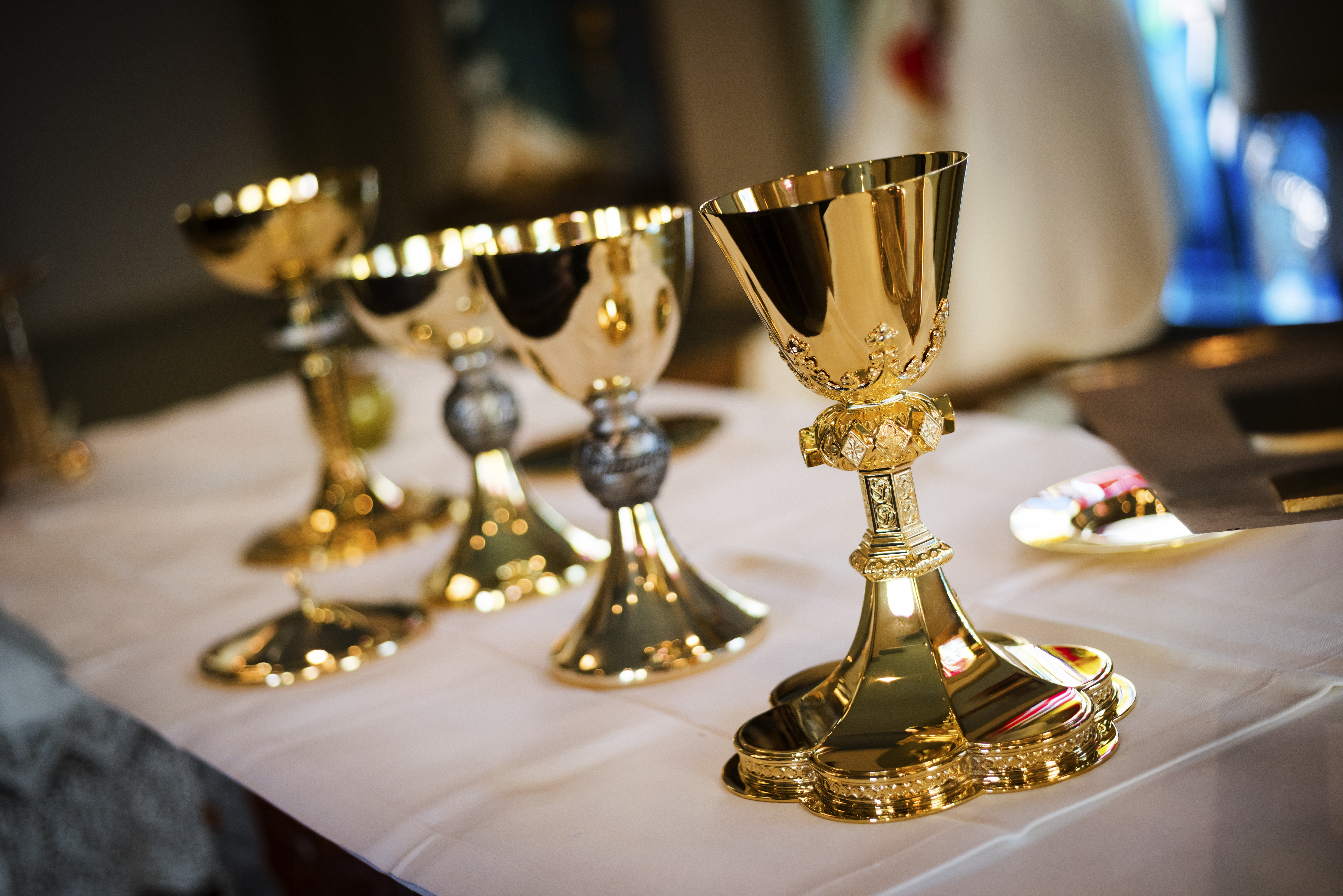 Sign up to serve at a Liturgy