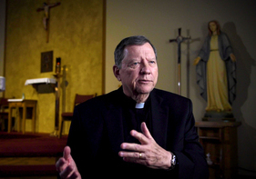 VOCATIONS CORNER: AN INTERVIEW WITH MSGR. PAUL L. ROHLING