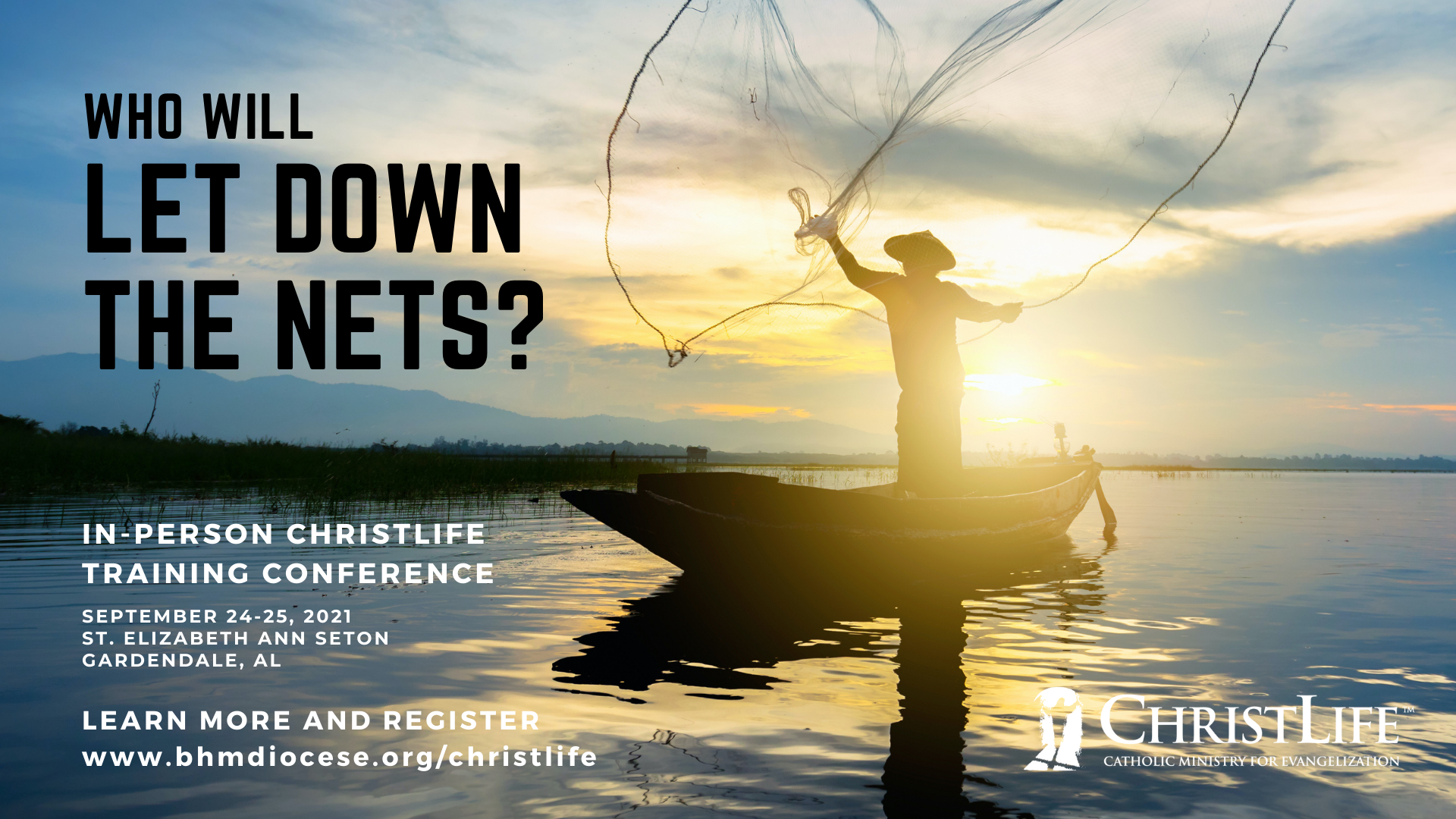 Let Down Your Nets - Christ Life