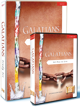 GALATIANS: Set Free to Live