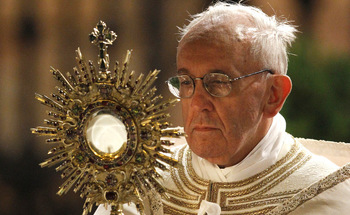 Behold- Eucharistic Adoration Holy Hour