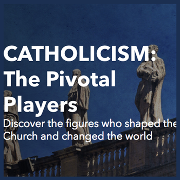 PIVOTAL PLAYERS-Bishop Robert Barron