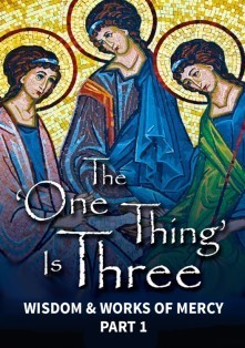 The One Thing is Three--Postponed-to begin next Tuesday.
