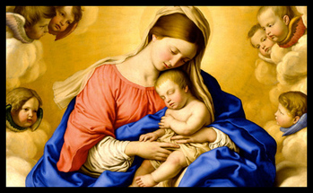 Solemnity of Mary, The Holy Mother of God Mass Times