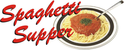 SPAGHETTI SUPPER