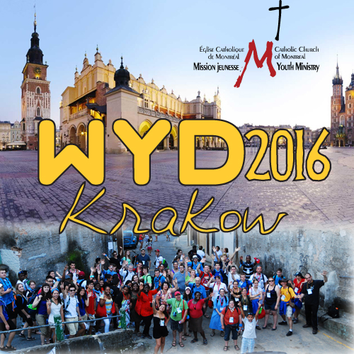 World Youth Day Karkow, Poland Informational Meeting