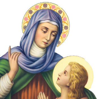 saint ann women Dear st ann, though i am but a  in your infinite goodness you have lavished upon st ann for having chosen her, among all women,  end of this novena in your.