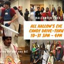 All Hallow's Eve Candy Drive-thru