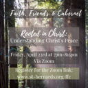 Rooted in Christ: Understanding Christ's Peace