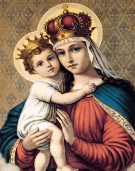 Solemnity of the Blessed Virgin Mary - January 1, 2021