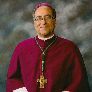 Thank You Letter from Bishop Myron Cotta