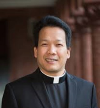 Welcome Fr. Joseph Nguyen!
