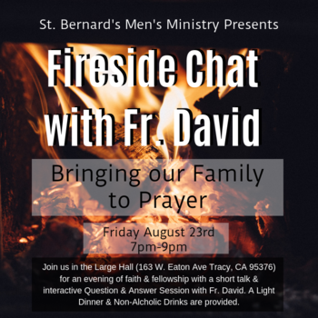 Fireside Chat with Fr. David