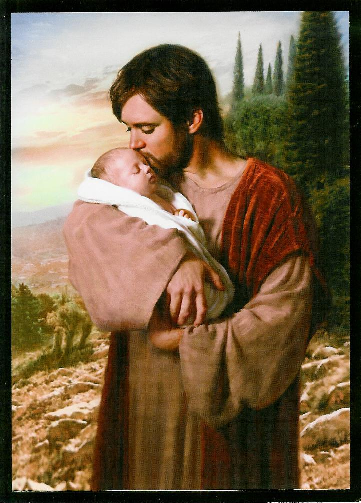 The Role of a Father & Mass Intentions on Father's Day