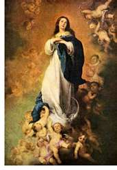 Solemnity of the Immaculate Conception - Friday, Dec. 8th