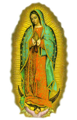 Feast in Honor of Our Lady of Guadalupe