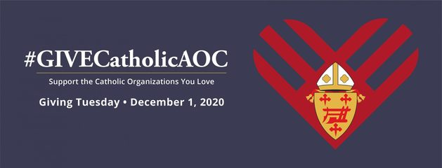 #GiveCatholicAOC